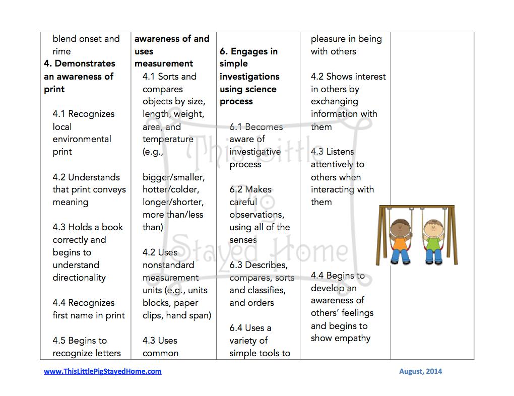 4curriculum6