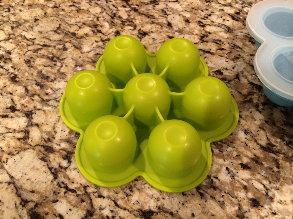 baby food storage container