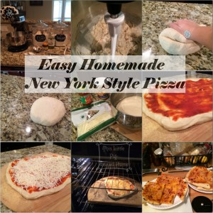 new york style pizza dough