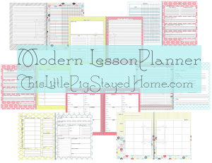 Pin-modern-planner