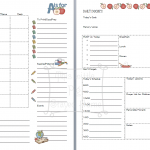 Apple Lesson Planner