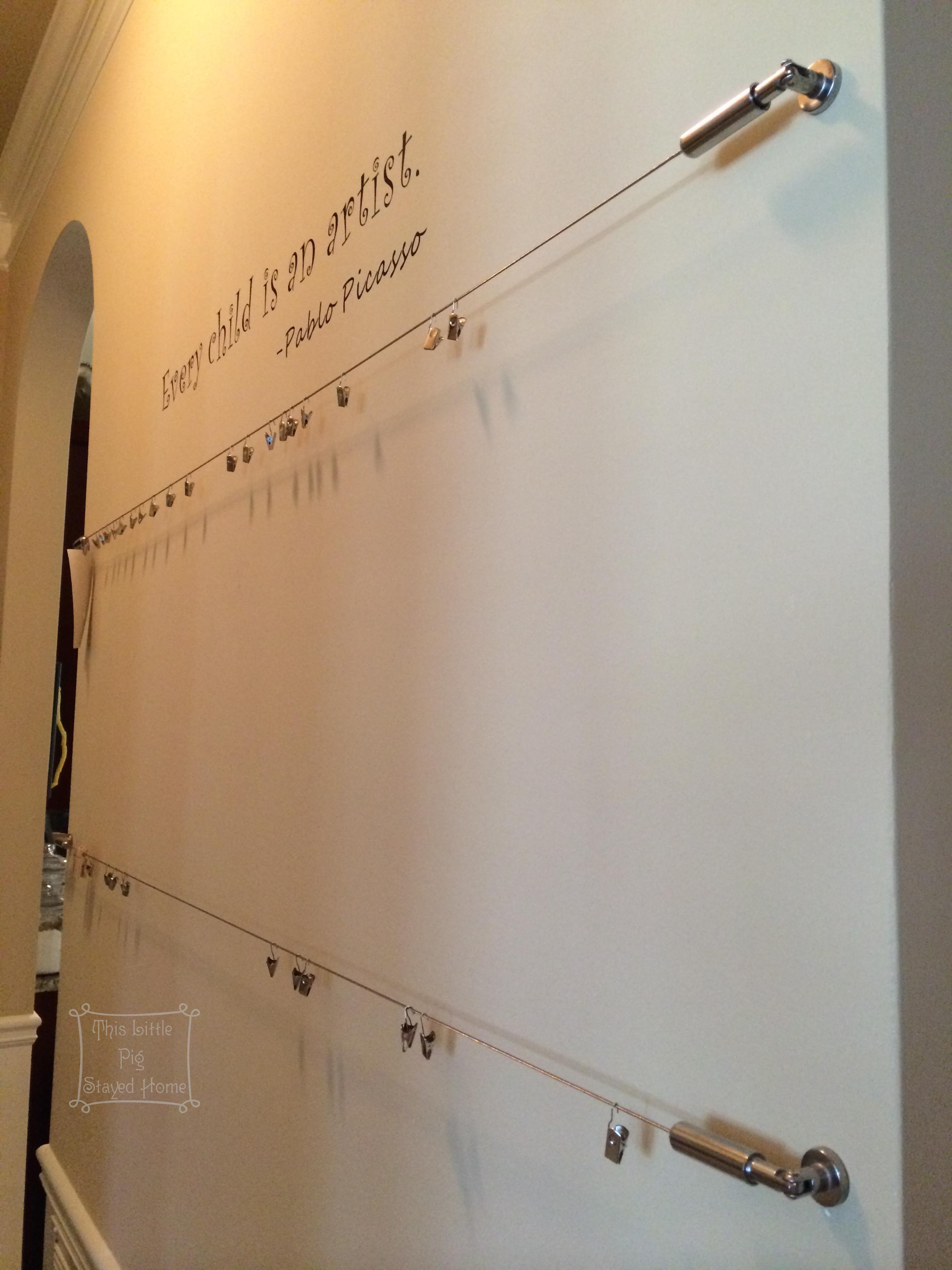 Wall Art Hangers art wall for children