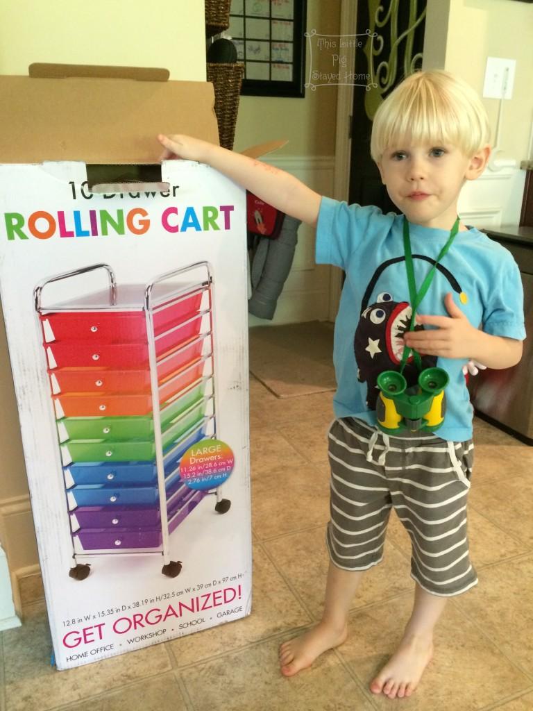 Rolling Cart 1