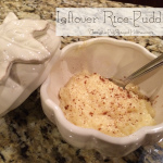 Leftover Rice – Rice Pudding